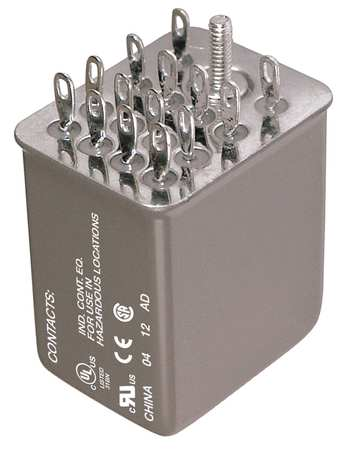 Hermetically Sealed Relay, 14 Pins, 24VDC