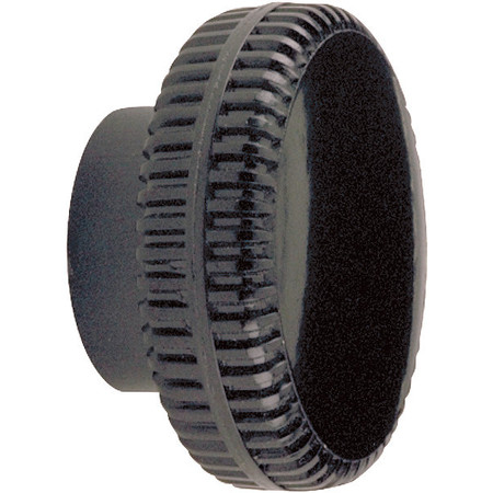 "Knurled Clamp Knob,  Thread Size 5/16-18,  0.78""L"