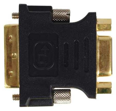 CPU Cord Adapt, DVI-I Dual Link M/HD15 F