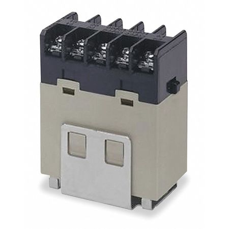 Enclosed Power Relay, 10Pn, 120VAC, 4PST-NO