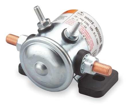 DC Power Solenoid, 24V, Amps 50