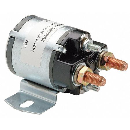 DC Power Solenoid, 12V, 100A