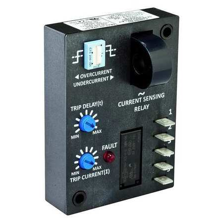 Current Sensing Relay2 to 20A, 240VAC
