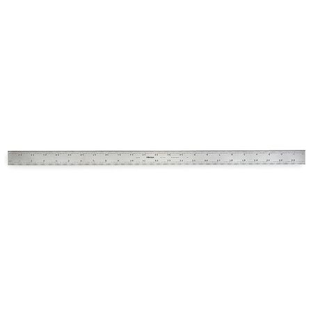 Rigid Rule, Steel, 24 In. L