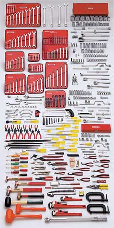 Master Tool Set, Intermediate, 453-Pieces