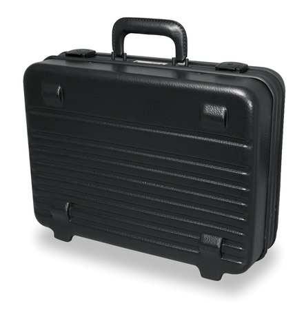 Tool Case, 86 Slot, Polyethylene, Blk