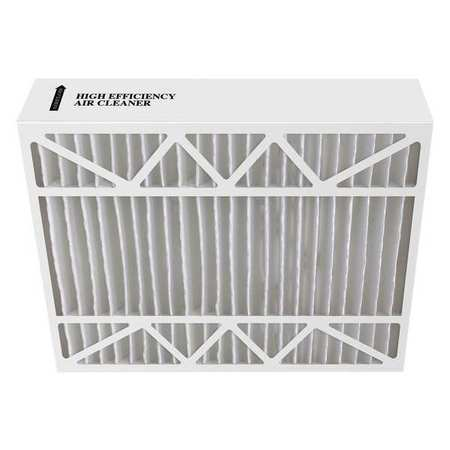 "Air Cleaner Filter,  16x20x5"",  MERV 8,  Min. Qty 3"