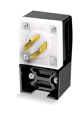 Angle Plug, 14-20P, 20A, 125/250V