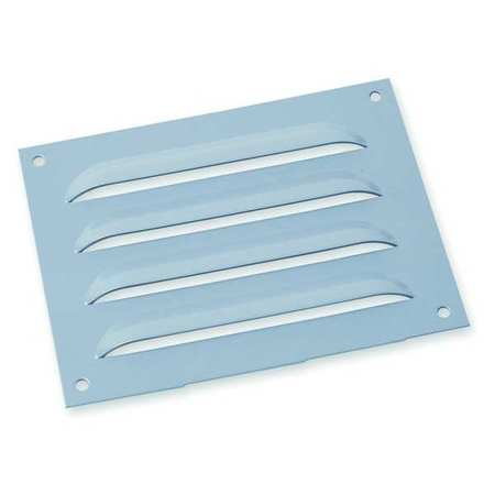Louver Plate Kit, 8.19 in. Hx9.5 in. W