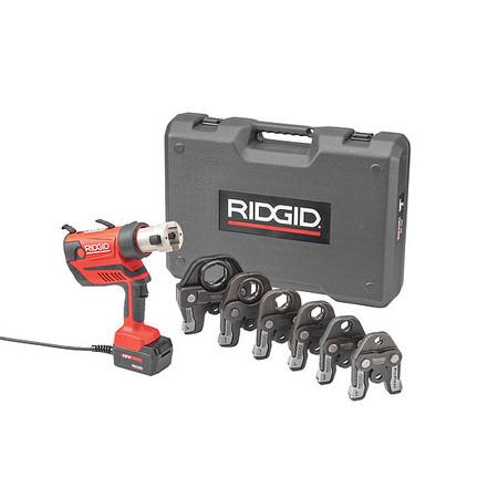 Press Tool,18.0V DC,11 1/4 L Tool -  RIDGID, 67068