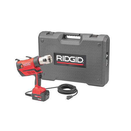Press Tool,18.0V DC,11 1/4 L Tool -  RIDGID, 67078