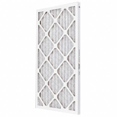 "Pleated Air Filter,  14""x25""x1"",  MERV 8"