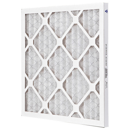 "Pleated Air Filter,  16""x16""x1"",  MERV 8"