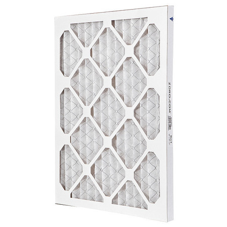 "Pleated Air Filter,  16""x20""x1"",  MERV 8"