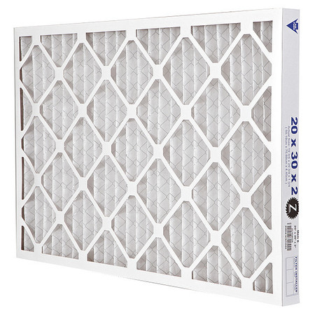 "Pleated Air Filter,  20""x30""x2"",  MERV 8"