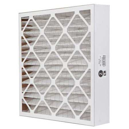 "Pleated Air Filter,  20""x20""x4"",  MERV 8"