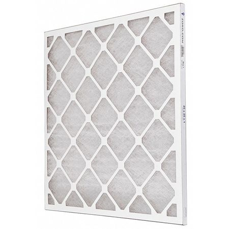 "Premium Poly/Glass Air Filter,  25x25x1"",  MERV 7"