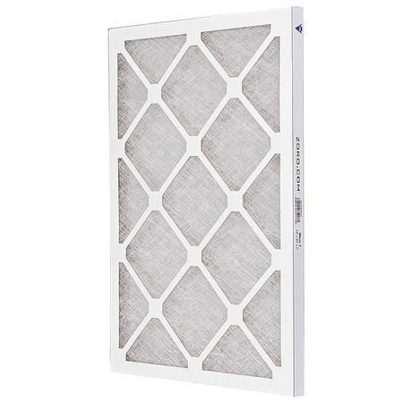 "Premium Poly/Glass Air Filter,  14x20x1"",  MERV 7"