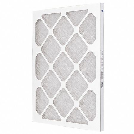 "Premium Poly/Glass Air Filter,  16x20x1"",  MERV 7"
