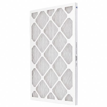 "Premium Poly/Glass Air Filter,  16x24x1"",  MERV 7"