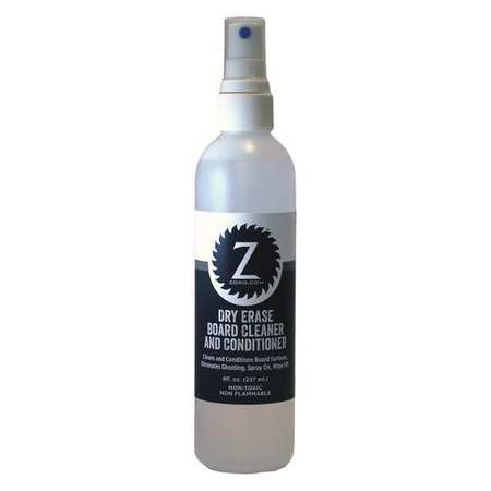 Dry Erase Cleaner Fluid, 8 oz.