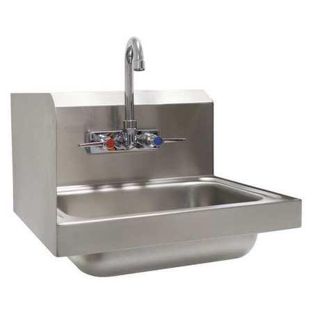 wall hand wash sink 10x14x5 20g - Hand Wash Sink