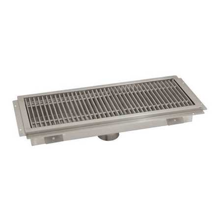 Advance Tabco Floor Trough Ss 14g 48x12 Ftg 1248 Zoro Com