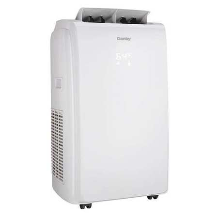 danby air conditioner portable 12 000 btu wht dpa120e1wdb. Black Bedroom Furniture Sets. Home Design Ideas