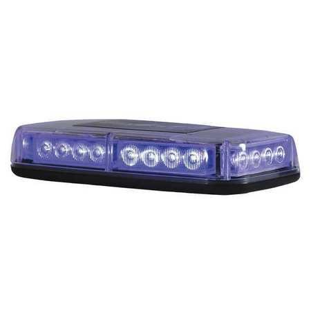 Buyers products mini led light bar 12 24v blue magnetic 8891044 mini led light bar 12 24v blue magnetic aloadofball Images