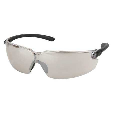 Safety Glasses,  Mirrored,  Scratch-Resistant,  Scratch-Resistant