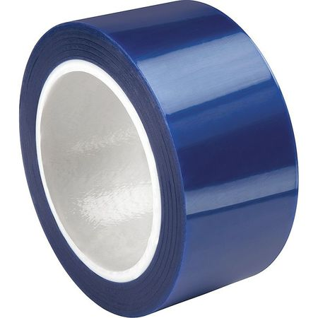Blue 2 mil Polyester Tape 2 x 72yd. Playground, Tape, Gloves, Electric Parts