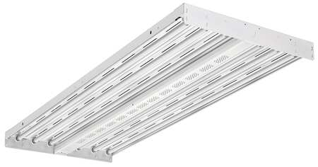 Fluorescent High Bay Fixture, T5HO, 360W