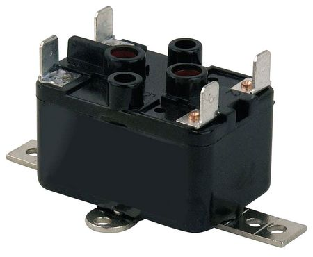 Enclosed Fan Relay, SPST, 120V Coil