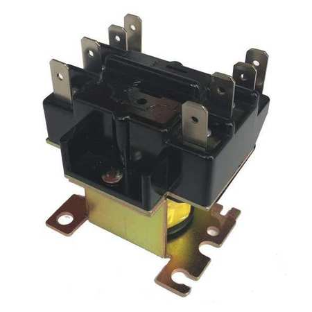 Magnetic Relay, Switching, DPST, 208/240V