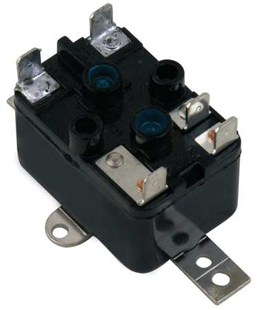 Enclosed Fan Relay, SPDT, 277V Coil
