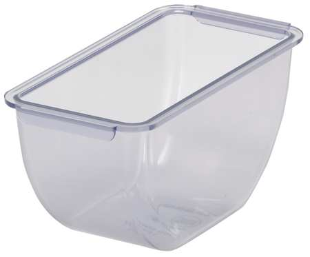 Condiment Tray Insert, 3 Pint, PK6