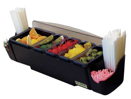 Condiment Center,  Five Tray