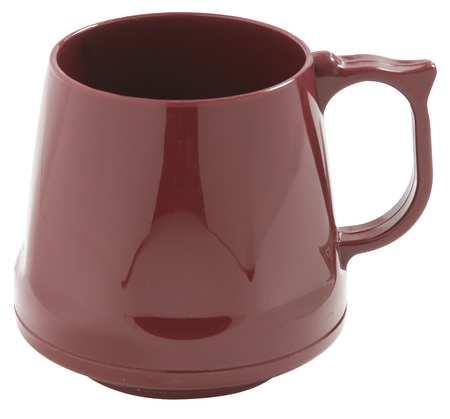 8 oz Cranberry Insulated Mug,  Pk48
