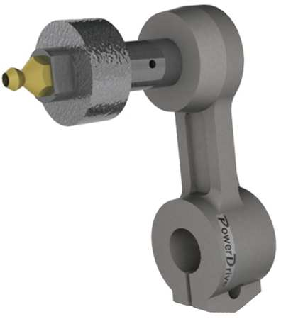 Single Adjusting Tightener W/Shaft