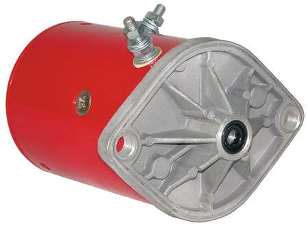 Snowplow Motor, 4.5 Dia, For Western 56133
