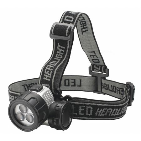 WESTWARD LED Black Headlamp