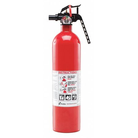 Fire Extingshr, Dry Chemical, ABC, 1A:10B:C