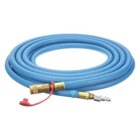 Airline Hose, 100 ft. L, 3/8 In. Dia.