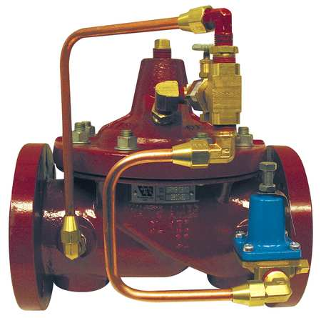 Pressure Reducing Valve, 2 In, Flanged