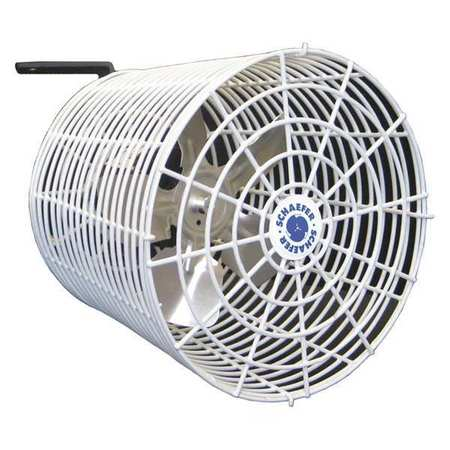 "8"" Air Circulator/448 cfm"