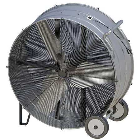 "36"" Mobile Air Circulator/12, 800 cfm"