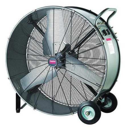 "48"" Mobile Air Circulator/21, 000 cfm"