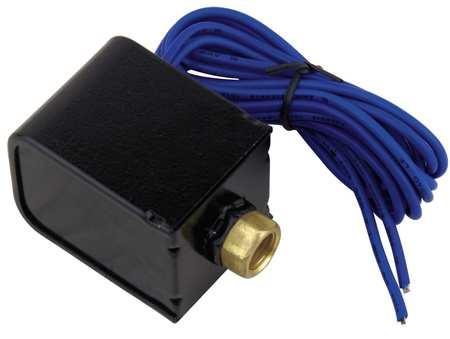 Press Switch, Manual 375 PSIG