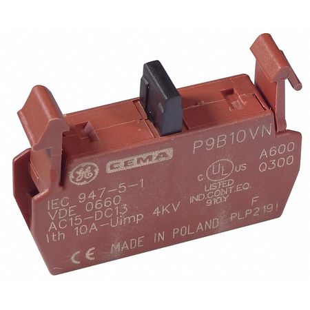 Contact Block, 1NO, 22mm