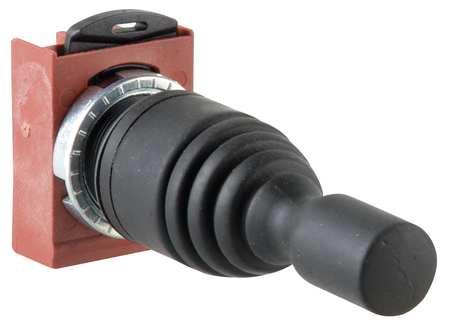 Joystick Operator, 22mm, 4 Dir, Momentary